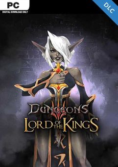 Dungeons 3 Lord of the Kings PC - DLC