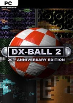 DX-Ball 2 20th Anniversary Edition PC