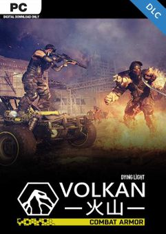 Dying Light - Volkan Combat Armor Bundle PC - DLC