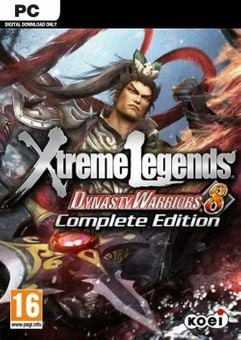 DYNASTY WARRIORS 8: Xtreme Legends Complete Edition PC