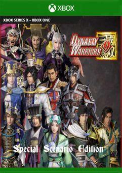 Dynasty Warriors 9 Special Scenario Edition Xbox One (UK)