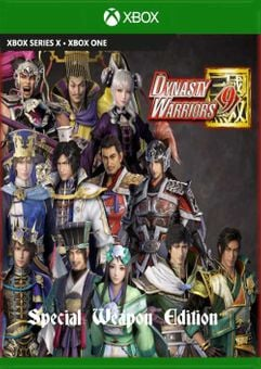 Dynasty Warriors 9 Special Weapon Edition Xbox One (UK)