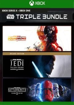 EA Star Wars Triple Bundle Xbox One (US)