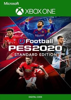 eFootball PES 2020 Standard Edition Xbox One (UK)