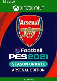 eFootball PES 2021 Arsenal Edition Xbox One (US)