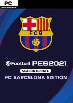eFootball PES 2021 Barcelona Edition PC