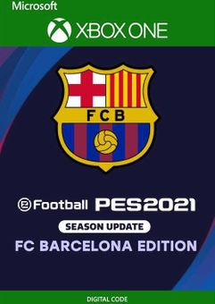 eFootball PES 2021 Barcelona Edition Xbox One (UK)