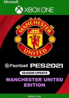 eFootball PES 2021 Manchester United Edition Xbox One (US)