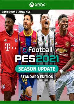 eFootball PES 2021 Season Update Standard Edition Xbox One (EU)