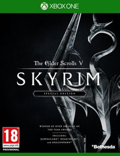 Elder Scrolls V 5 Skyrim Special Edition Xbox One (UK)