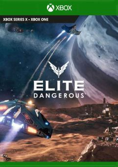 Elite Dangerous Standard Edition Xbox One (UK)