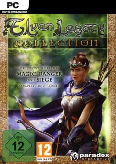 Elven Legacy Collection PC