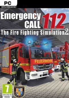 Emergency Call 112 The Fire Fighting Simulation 2 PC