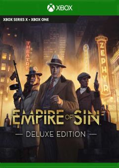 Empire of Sin - Deluxe Edition Xbox One (US)
