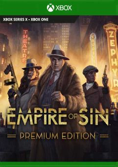 Empire of Sin - Premium Edition Xbox One (UK)