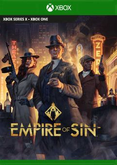 Empire of Sin Xbox One (US)