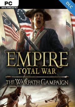 Empire: Total War - The Warpath Campaign PC - DLC