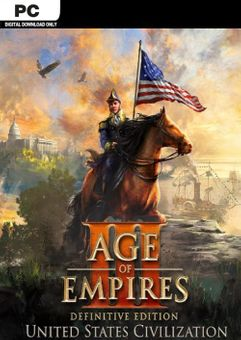 Age of Empires III: Definitive Edition - United States Civilization PC - DLC
