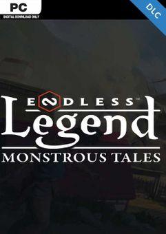 Endless Legend - Monstrous Tales PC - DLC