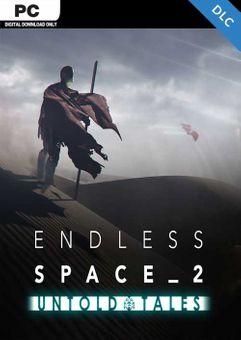 Endless Space 2 - Untold Tales PC - DLC (EU)