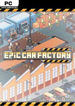 Epic Car Factory PC