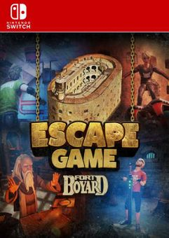 Escape Game Fort Boyard Switch (EU)