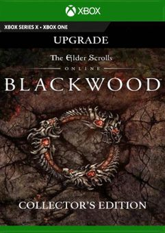 The Elder Scrolls Online: Blackwood Collector's Edition Upgrade Xbox One (UK)