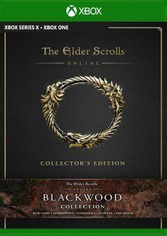 The Elder Scrolls Online: Blackwood Collector's Edition Xbox One (UK)