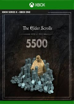 The Elder Scrolls Online 5500 Crowns Xbox One (UK)