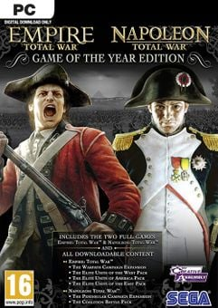 Total War: Empire & Napoleon GOTY PC (EU)