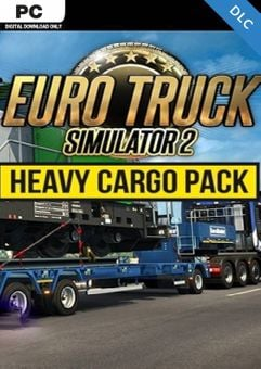 Euro Truck Simulator 2 - Heavy Cargo Pack PC