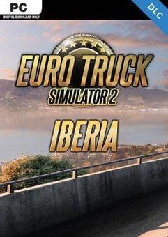 Euro Truck Simulator 2 PC - Iberia DLC