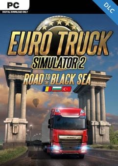Euro Truck Simulator 2  PC - Road to the Black Sea DLC