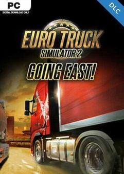 Euro Truck Simulator 2 - Going East DLC PC