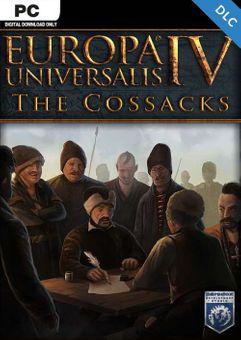 Europa Universalis IV 4 PC Cossacks DLC