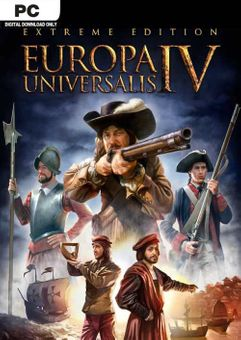 Europa Universalis IV Digital Extreme Edition (EU) PC