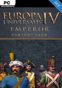 Europa Universalis 4 Emperor Content Pack PC