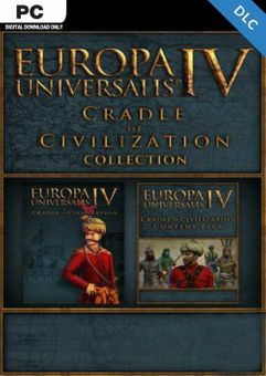 Europa Universalis IV: Cradle Of Civlization Collection PC