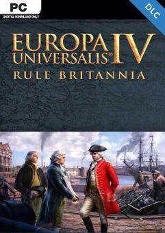 Europa Universalis IV: Rule Britannia PC - DLC