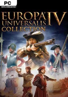 Europa Universalis IV Conquest Collection PC