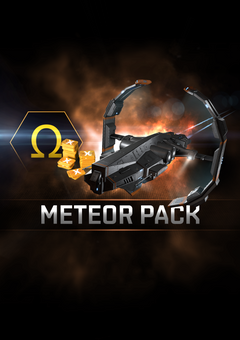EVE Online Meteor Pack PC