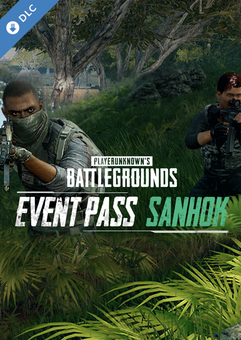 Playerunknowns Battlegrounds (PUBG) PC - Event Pass Sanhok DLC