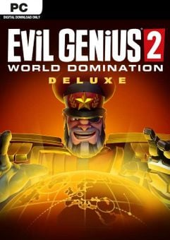 Evil Genius 2: World Domination Deluxe Edition PC