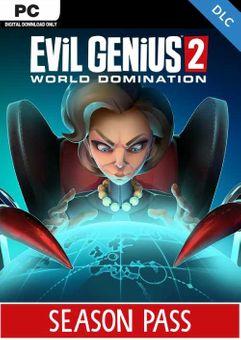 Evil Genius 2: Season Pass PC - DLC