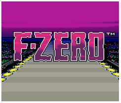F-Zero 3DS - Game Code (ENG)