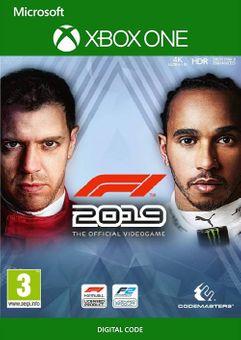 F1 2019 Xbox One (UK)