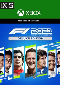 F1 2021 Deluxe Edition Xbox One & Xbox Series X|S (UK)