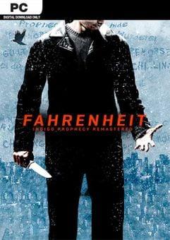 Fahrenheit Indigo Prophecy Remastered PC
