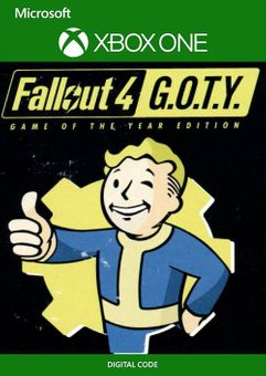 Fallout 4: Game of the Year Edition Xbox One (UK)