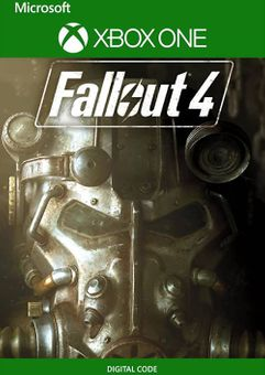 Fallout 4 Xbox One (UK)